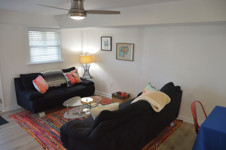 Creekside First Floor Condo on Four Acres