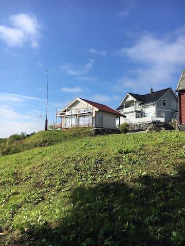 Villa utsikten i hjertet av Vestlandet