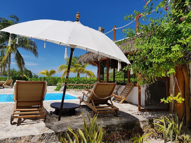 Suite Ocean View 2 Doble Bed - Ventana al Paraíso