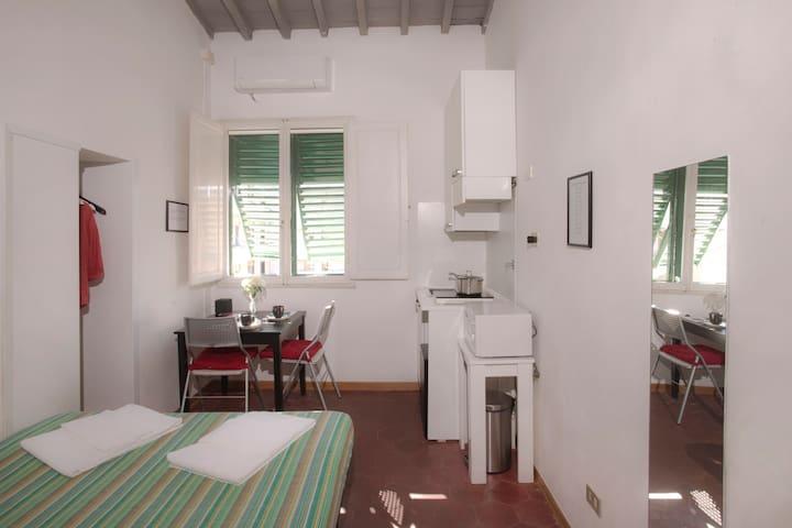 Precious Little Apartment.