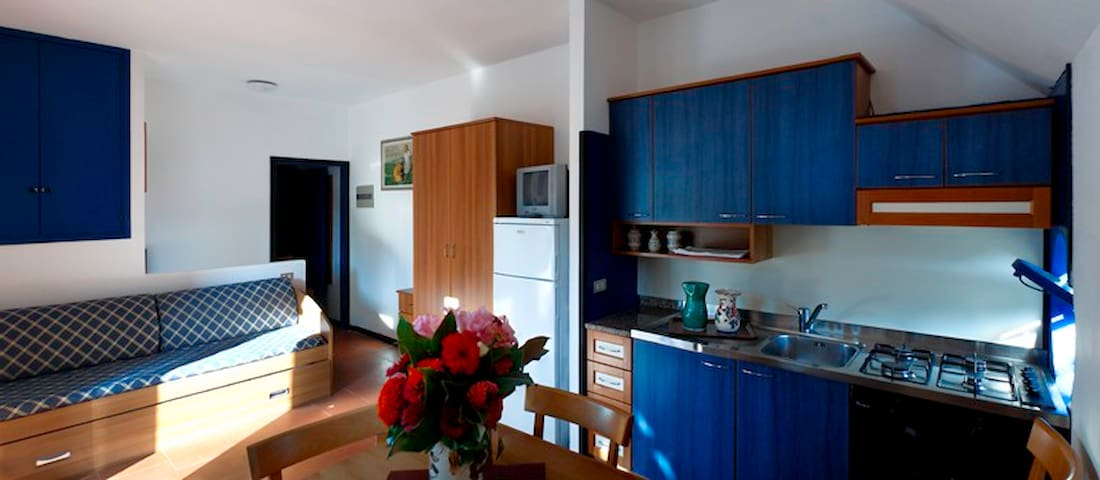 Appartamento soggiorno (2 letti)