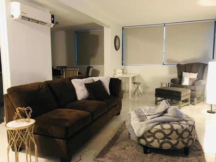 Luxury Penthouse Zona Rio READY LANE a 3 min.