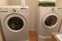 Extra Large Washer/Dryer