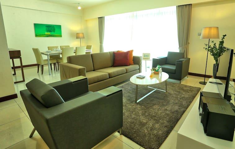 Spacious Family Friendly Apartment in Singapore