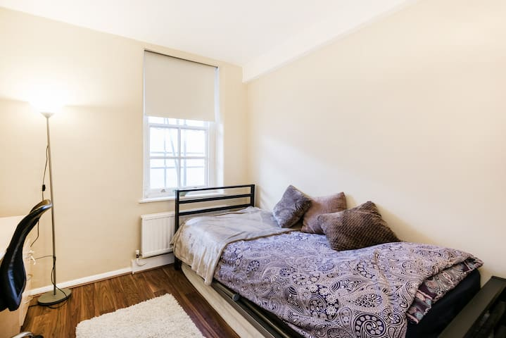 Cosy basic room in Russell Square - Londres - Appartement