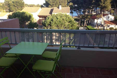 3 minutes walking from beach - Apartament