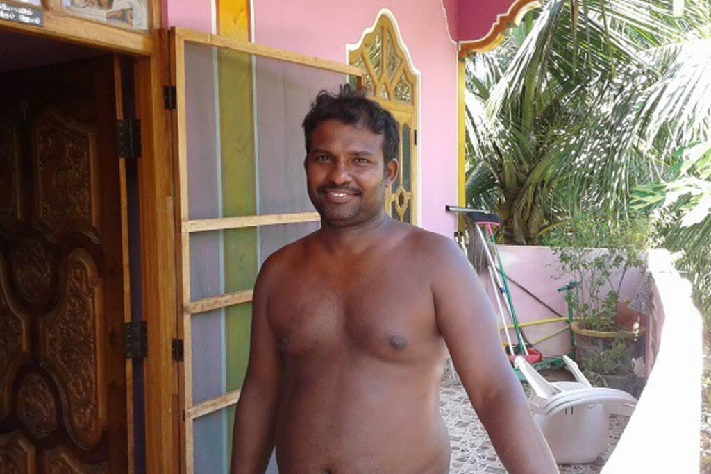 meet Sasikumar and his family your delightful hosts