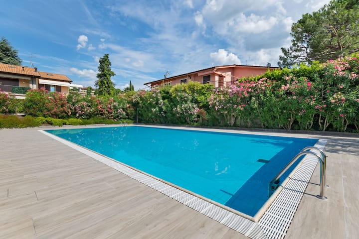 Magnificent Holiday Home in Bardolino with Private Pool