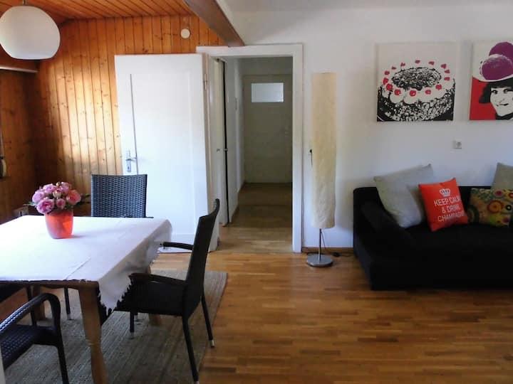 Ferienwohnung Link, (Münstertal), Ferienwohnung, 70qm, 2 Schlafzimmer, max. 4 Personen