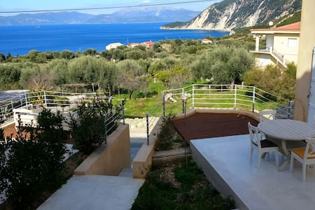 Ionian Breeze - 2 houses - Platrithias