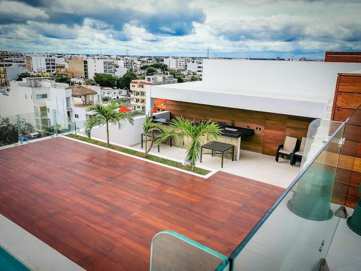 5 Avenue Roof & Pool loft  PDC