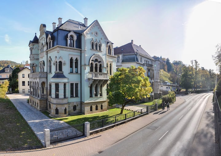 Villa Kleine Wartburg Doppelzimmer