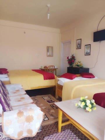 Meghalaya-Pynursla GuestHouse Accommodation