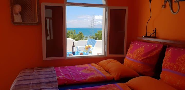 Los Patios Studio 50m zur Beach, und zu den Dünen!