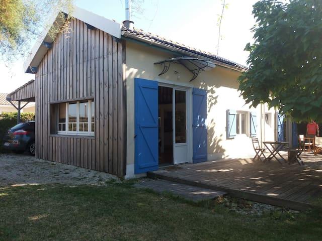 Charmante maison à Soulac sur Mer