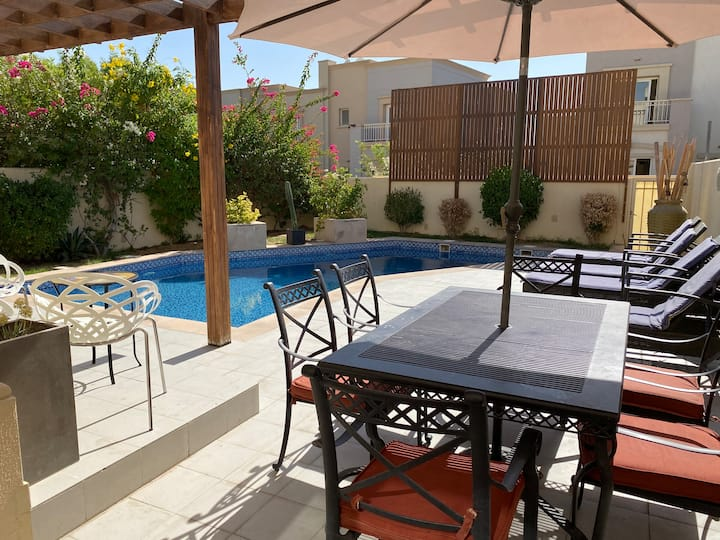Luxury 3+1 Bedroom villa with Private swiming pool