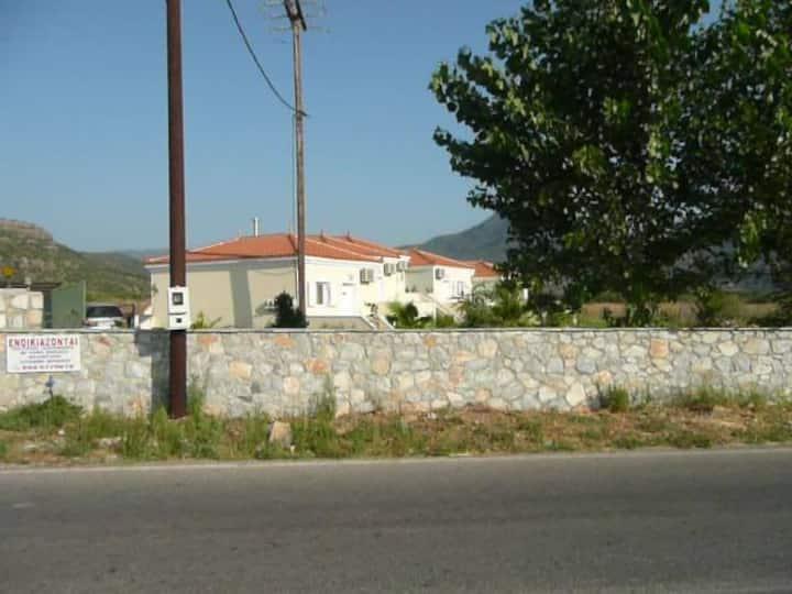 SNAIL studios in Kalloni, Skala
