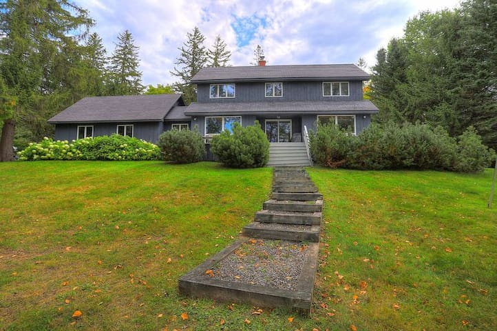 Very nice 3 bedroom 2 bath home on the Eastern Shore of Rangeley Lake.