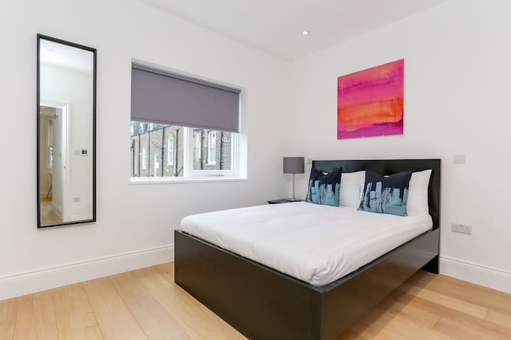 Amazing 1 bedroom flat second from Kings Cross(F8) - Greater London - Wohnung