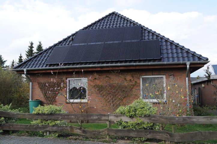 Ferienwohnung an der Elbe - Hohnstorf (Elbe) - Hohnstorf (Elbe) - Casa de férias