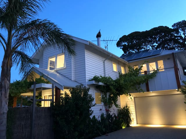 Barwon Palms - relaxed parkside townhouse