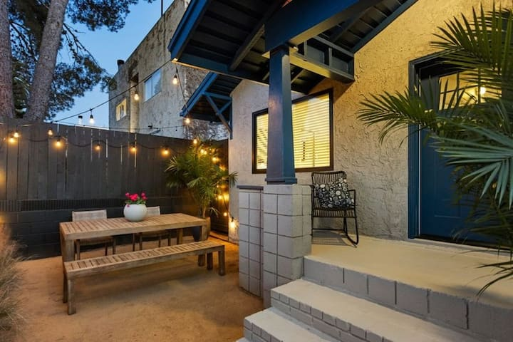 Charming home moments from Abbot Kinney!