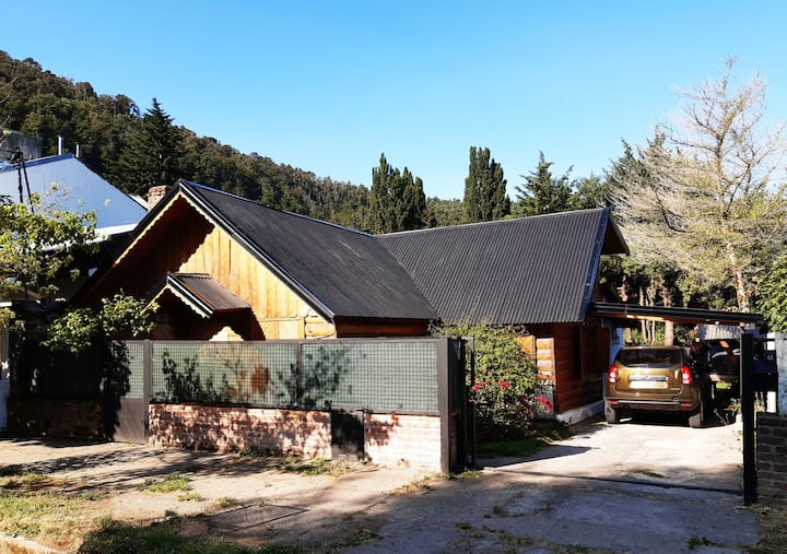 La Casa del Viejo Manzano