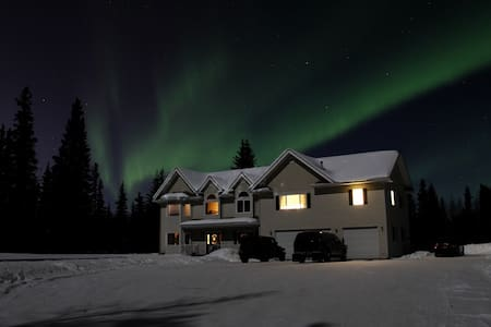 Alaska Haven BandB - McKinley Room - North Pole - Bed & Breakfast