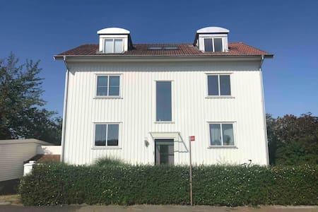 Mysig lägenhet på Herting i Falkenberg
