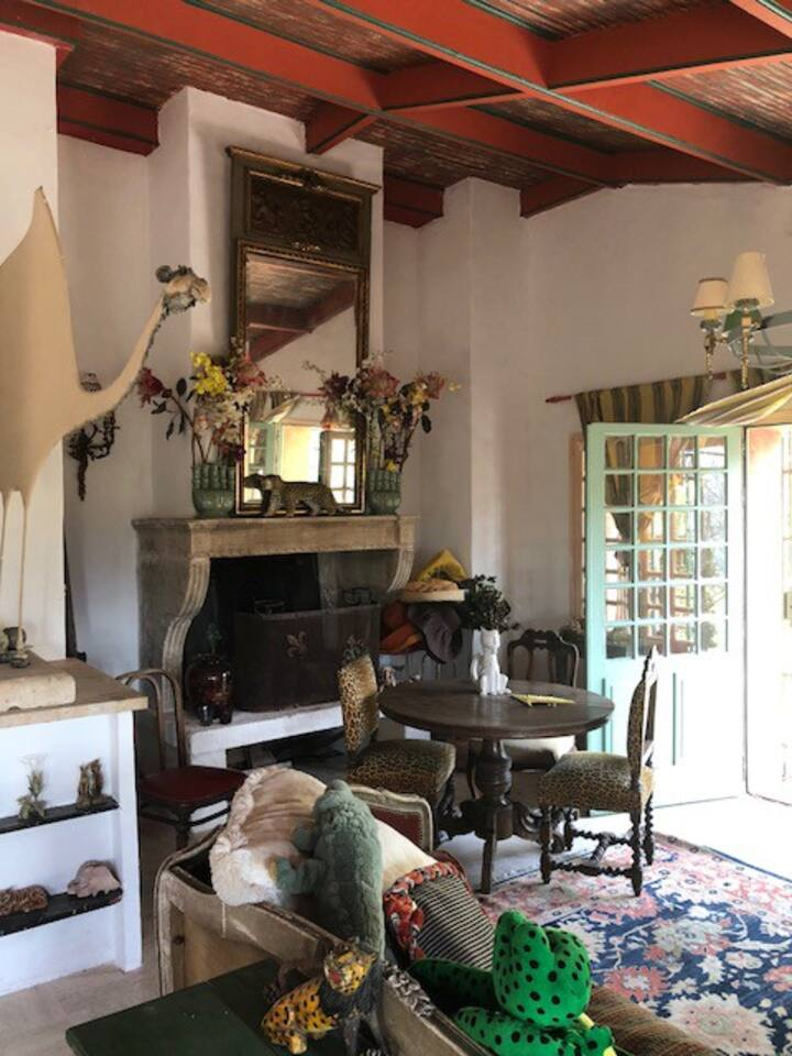 Extravagant  Salon/Studio/Terrace  (Pool Access)