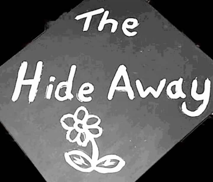 THE HIDEAWAY AT THE QUIET WOMAN.