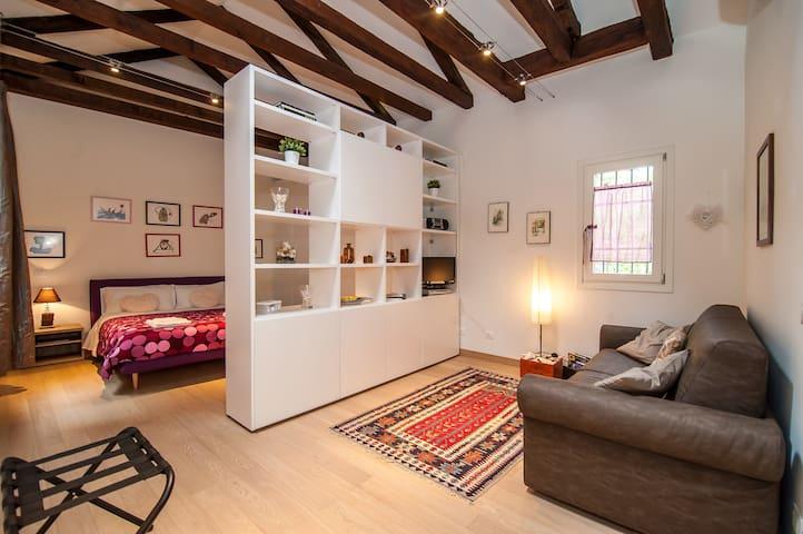 Cosy Nest Apartment in authentic area of Venice