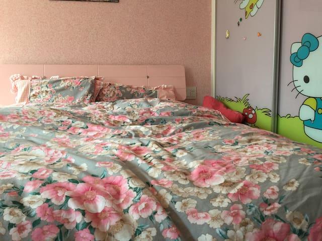 粉红色的房间 - 杭州 - Apartment