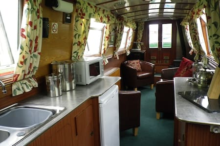 Narrowboat 'Carey' - Stone - Other
