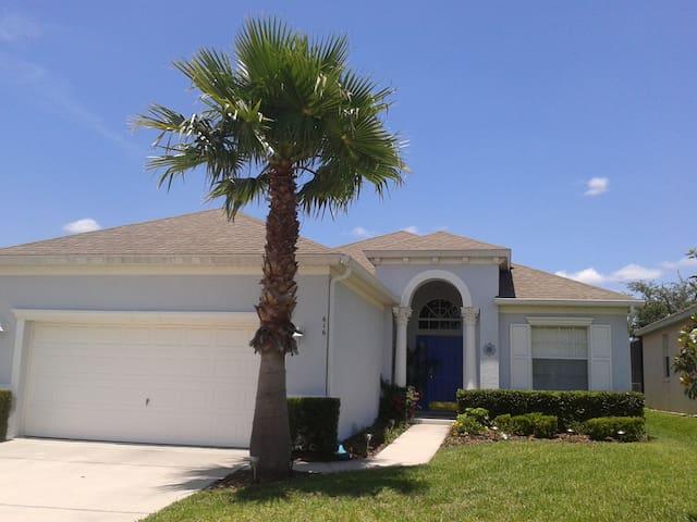 Florida Retreat - Haines City - House