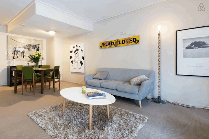 Perfect Location to stay in Sydney - Potts Point - Appartement