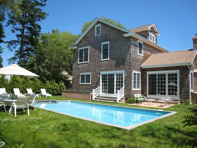 East Hampton Village - Walk To All - East Hampton - Villa