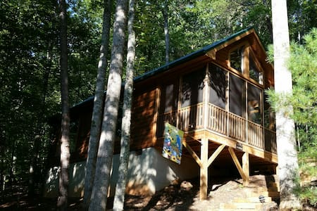 The Walhalla Cabin - Nebo - Hytte