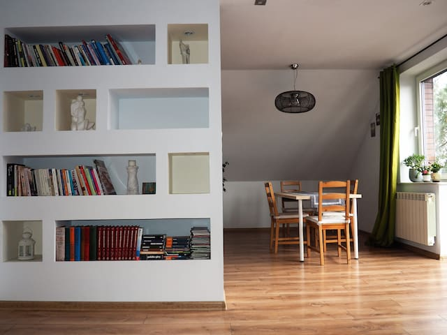 Cozy apartment & Great connection to Katowice.