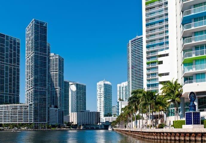 Luxury Apt in Brickell - Miami