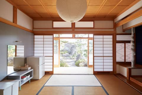 [YUI-ISHIYA] Room A: Spacious Japanese-style Room