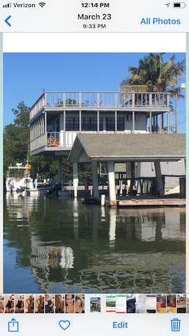 Key Largo Waterfront Fish Camp
