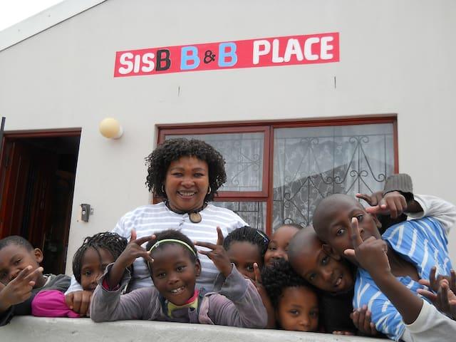 Khayelitsha Comfort - Kapstadt