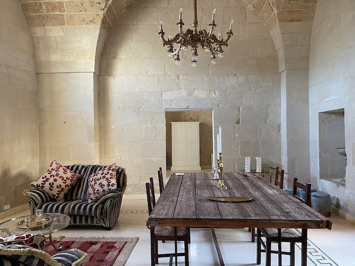 Beautiful 2 bedroom ancient masseria in Martano