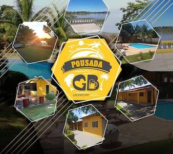 Pousada GB, Apartamento 01 - Cáceres/MT