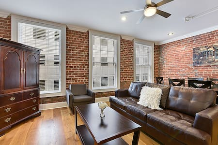 French Quarter Charm in the CBD - Nueva Orleans - Departamento