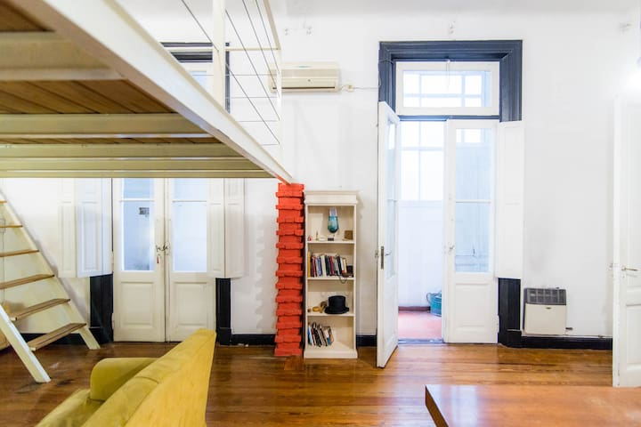 Nice, big and silent apartment in BA - Buenos Aires - Leilighet