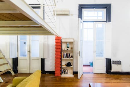 Nice, big and silent apartment in BA - 布宜诺斯艾利斯 - 公寓