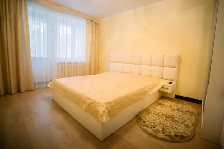 "Lux resort 2 rooms ap. in wellness center ""Alesya"""