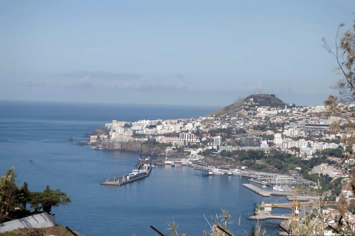 Villa Reis - São Gonçalo at Funchal Madeira
